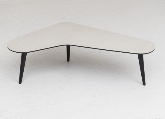 "Coffee table 'Boomerang"" produced by Bovenkamp in the Netherlands, 1950's"