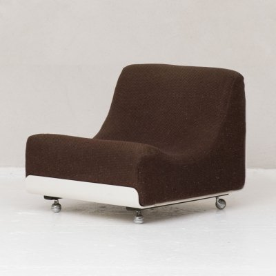 Modular lounge chair 'Orbis' by Luigi Colani for COR, 1970s