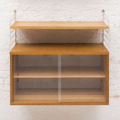 1-piece wall unit by Nisse Strinning for String Sweden