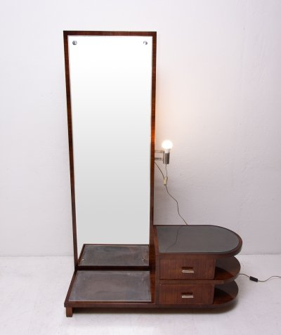 Functionalist Art Deco Dressing Table by Vlastimil Brozek, 1930s