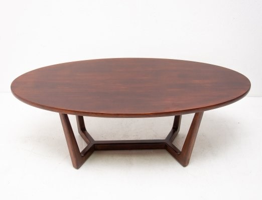 Vintage coffee table from Czechoslovakia, 1970s