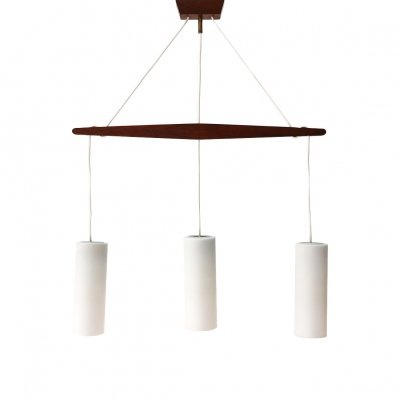 Height-adjustable Mid-Century Scandinavian Pendant Lamp