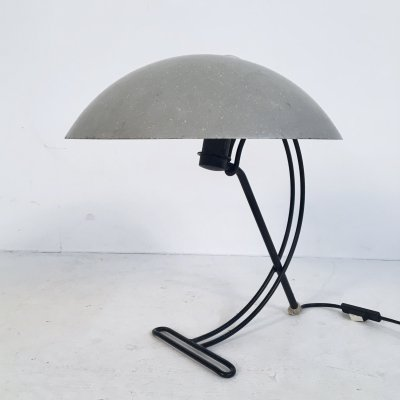 Mid Century 'NB100' Table Lamp by Louis Kalff for Philips, Netherlands c.1950