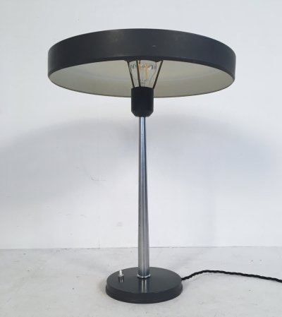 Large 'Timor' Desk Lamp by Louis Kalff for Philips, Netherlands c.1950