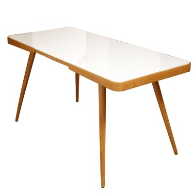Coffee table by J. Jiroutek for Interier Praha, Czechoslovakia 1960s