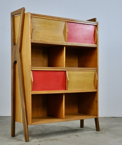French Bookcase, 1960s