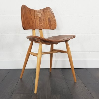 Butterfly Dining Chair by Lucian Ercolani for Ercol, 1960s