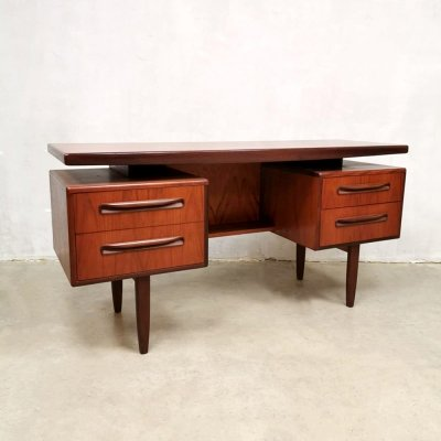 Mid-century design desk by Victor Wilkins for G-Plan