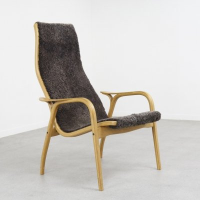 Lamino lounge chair by Yngve Ekström for Swedese, 1960s