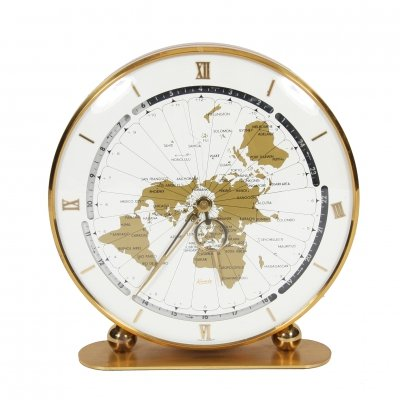 World Desk Clock by Kundo