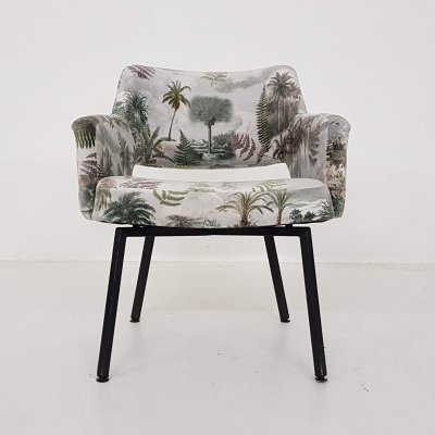 Mid-century modern club chair, The Netherlands 1960's