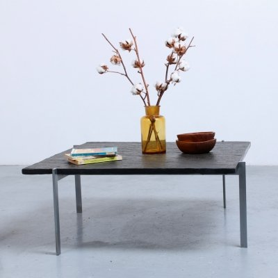 PK 61 coffee table by Poul Kjærholm for E. Kold Christensen, 1950s