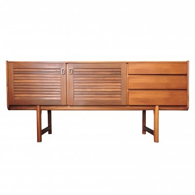 Mid-Century Afromosia Sideboard from McIntosh, 1960s