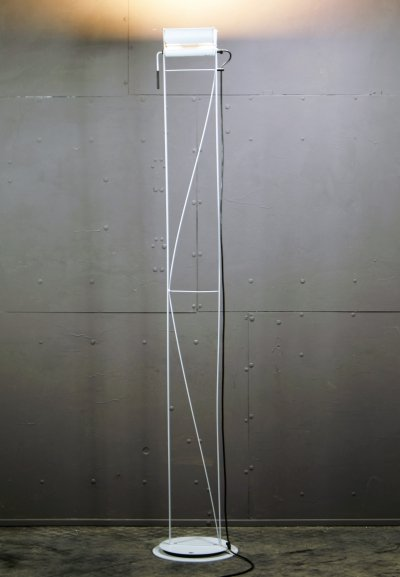 OPUS floorlamp by Walter Monici & Paolo Salvo for Lumina