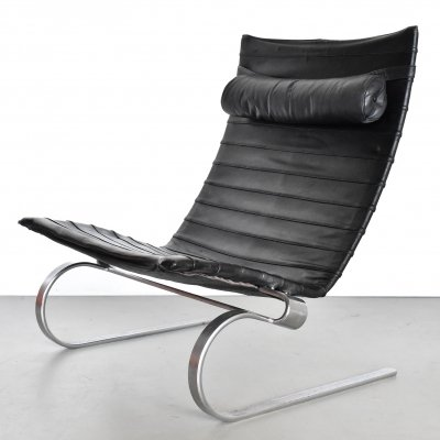 PK20 lounge chair by Poul Kjærholm for E. Kold Christensen, 1960s