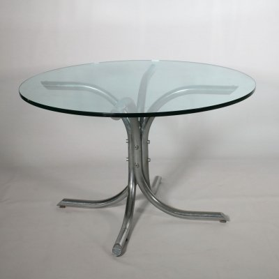 Vintage Medusa Table by Guy Bazzani for Tetrarch, 1970s