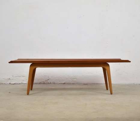 Coffee table by Aksel Bender Madsen for Bovenkamp, The Netherlands 1950's