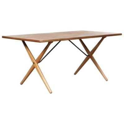 Hans Wegner AT303 dining table, 1960s