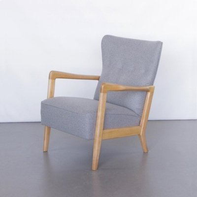 Armchair by Søren Hansen for Fritz Hansen, 1950s