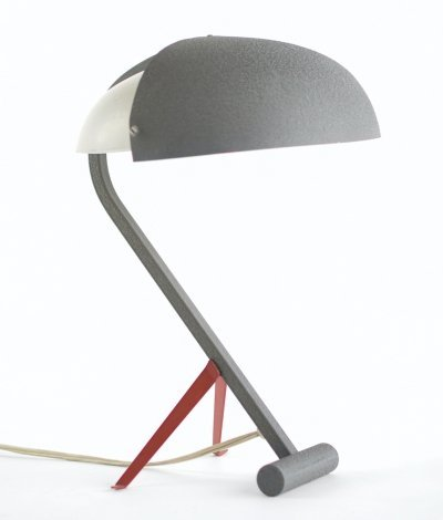 Very rare NX110 Philips lamp by Louis Kalff