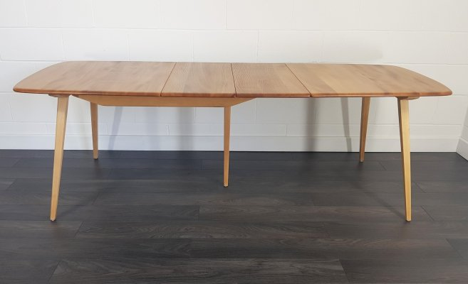 Mid Century Extending Dining Table by Lucian Ercolani for Ercol, 1960s