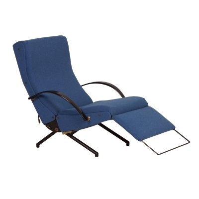 1st Edition P40 Lounge Chair by Osvaldo Borsani for Tecno, 1950s