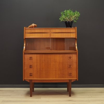 Arne Vodder secretaire in teak, 1960s