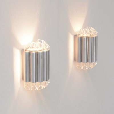 Pair of Septiem Wall Lamps by Raak