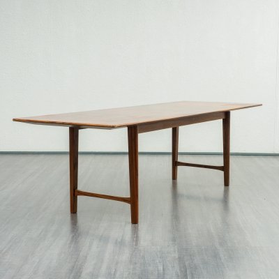 Rosewood coffee table by Wilhelm Renz, Germany 1960s