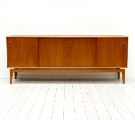 Danish Teak Sideboard by Arne Hovmand Olsen for Mogens Kold, 1960s