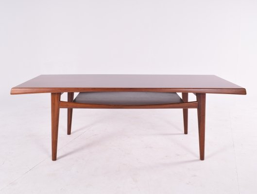 Mid Century Danish Rosewood Coffee Table