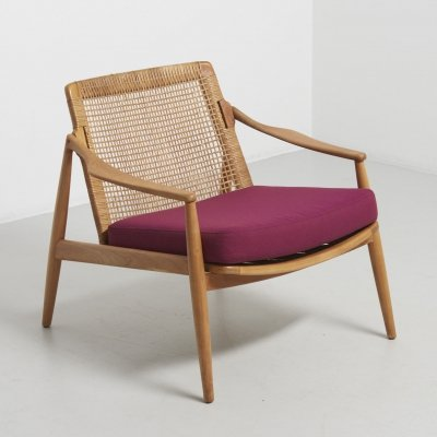 Lounge chair by Hartmut Lohmeyer for Wilkhahn, 1960s