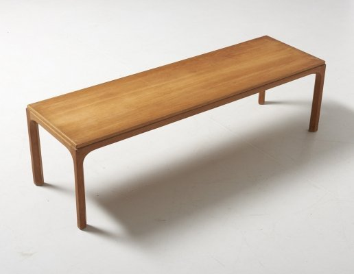 Low table in oak by Kai Kristiansen