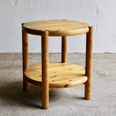 Rainer Daumiller Pine Side Table