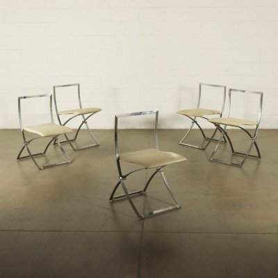 Five 1970s Luisa Chairs by Marcello Cuneo