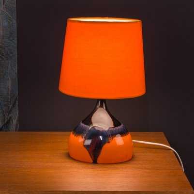 Table lamp by Bjørn Wiinblad for Rosenthal, Germany 1970s