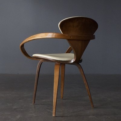 Cherner Dining Chair by Norman Cherner for Plycraft, 1960s