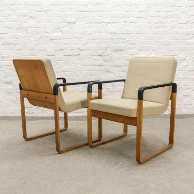 Mid Century Danish Design Beech Dining Chairs by Magnus Olesen for Durup, 1960s