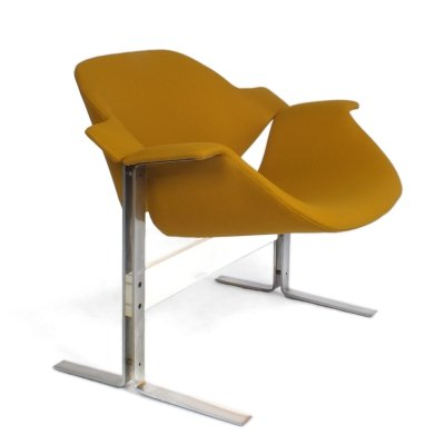 Arm chair by J. B. Meyer for Kembo, 1960s