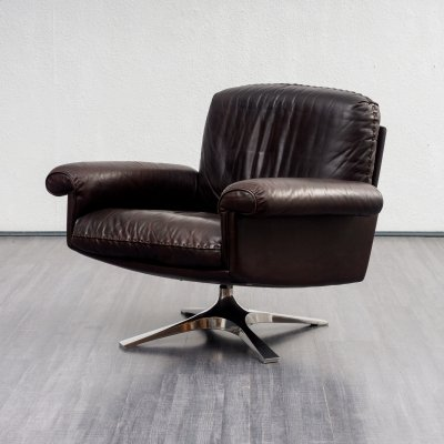 DS31 arm chair by De Sede, 1970s
