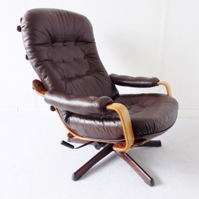 Göte Möbler Lounge Chair, 1960s