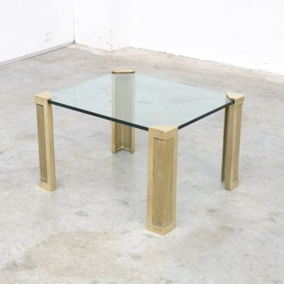 T14 Rectangular Coffee Table by Peter Ghyczy