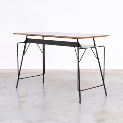 Industrial Desk by Willy Van Der Meeren for Tubax