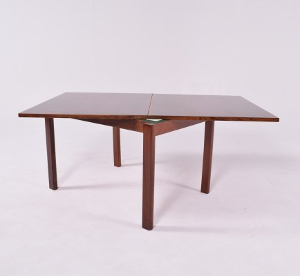 Danish Modern Flip Top Coffee Table, 1960s