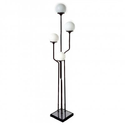 Space age floor lamp by Goffredo Reggiani, Italy 1960s