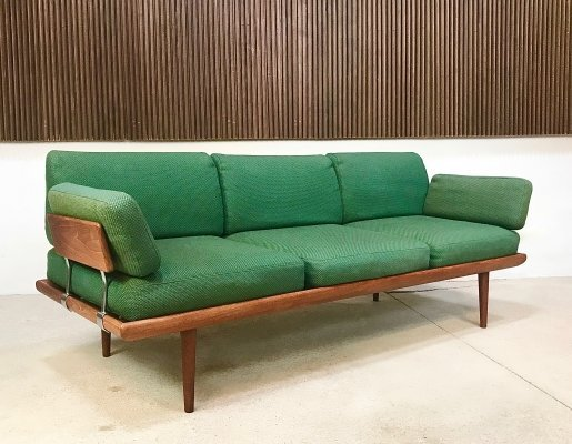 Danish Teak 3-Seater 'Minerva' Sofa by Hvidt & Mølgaard for France & Søn, 1960S