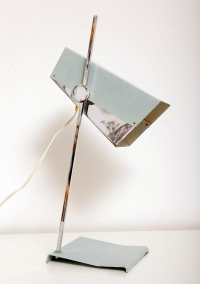 Metal desk lamp by Napako, Czechoslovakia 1970