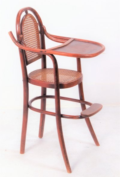 Bentwood baby/children chair, 1930's