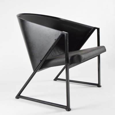 1980s lounge chair by Jouko Järvisalo for Inno Interior (Finland)
