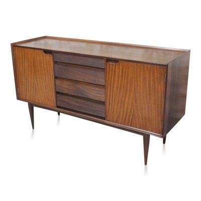 Vintage scandinavian style afromosia sideboard by Richard Hornby for Heals